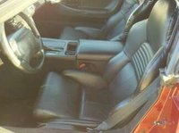 Picture of 1995 Chevrolet Corvette Convertible, interior, gallery_worthy