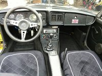 Picture of 1979 MG MGB Roadster, interior