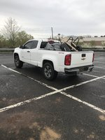 Picture of 2015 Chevrolet Colorado Work Truck Extended Cab 6ft Bed, exterior