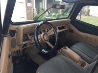 Picture of 1988 Jeep Wrangler Sahara 4WD