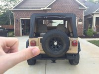 Picture of 1988 Jeep Wrangler Sahara 4WD, exterior