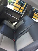Picture of 2008 Jeep Liberty Limited, interior