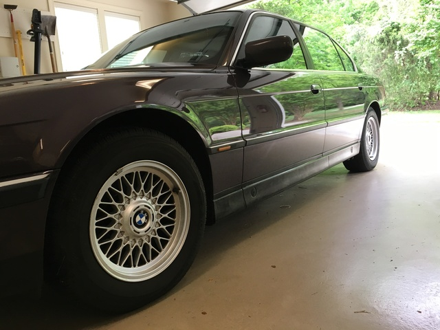 Picture of 1996 BMW 7 Series 740iL