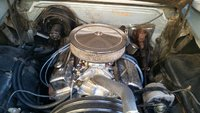 Picture of 1958 Chevrolet Biscayne, engine