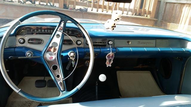 1958 Chevrolet Biscayne - Interior Pictures - CarGurus