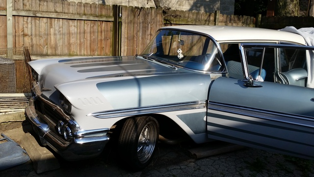 Picture of 1958 Chevrolet Biscayne