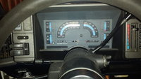 Picture of 1988 Chevrolet S-10 Blazer Tahoe 4WD, interior, gallery_worthy