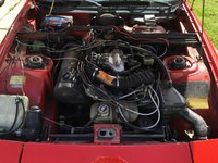 Picture of 1979 Porsche 924, engine