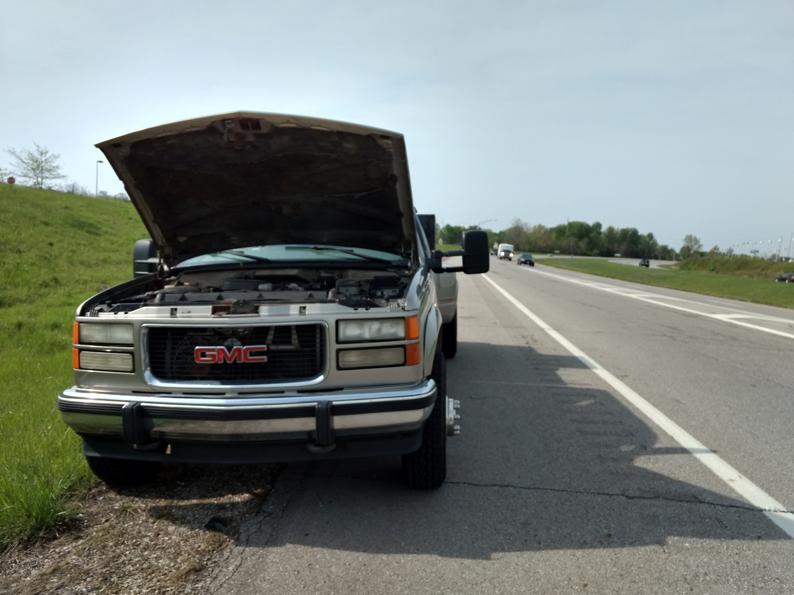 gmc sierra 1500 questions truck suddenly stops running, acting4 people found this helpful 4
