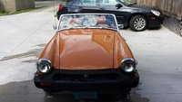1978 MG Midget Picture Gallery