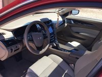 Picture of 2015 Cadillac CTS 2.0L Luxury, interior