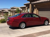 Picture of 2015 Cadillac CTS 2.0L Luxury, exterior