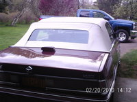 Picture of 1986 Chrysler Le Baron Base Convertible, exterior