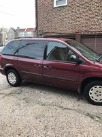 Picture of 2003 Chrysler Voyager 4 Dr LX Passenger Van, exterior