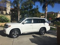 Picture of 2008 Toyota Land Cruiser AWD, exterior