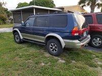 1999 Mitsubishi Montero Sport Picture Gallery