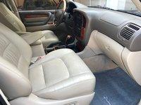 Picture of 2000 Lexus LX 470 Base, interior