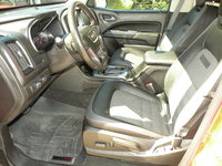 Picture of 2015 GMC Canyon SLE Crew Cab LB 4WD, interior