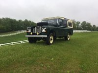1977 Land Rover Series III Picture Gallery