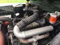 Picture of 1977 Land Rover Series III, engine