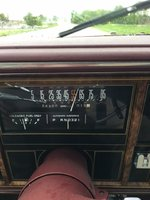 Picture of 1984 Buick Riviera STD Coupe, interior
