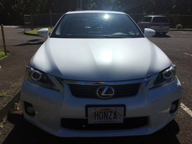 Picture of 2012 Lexus CT 200h FWD