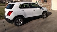 Picture of 2015 Chevrolet Trax LS AWD, exterior