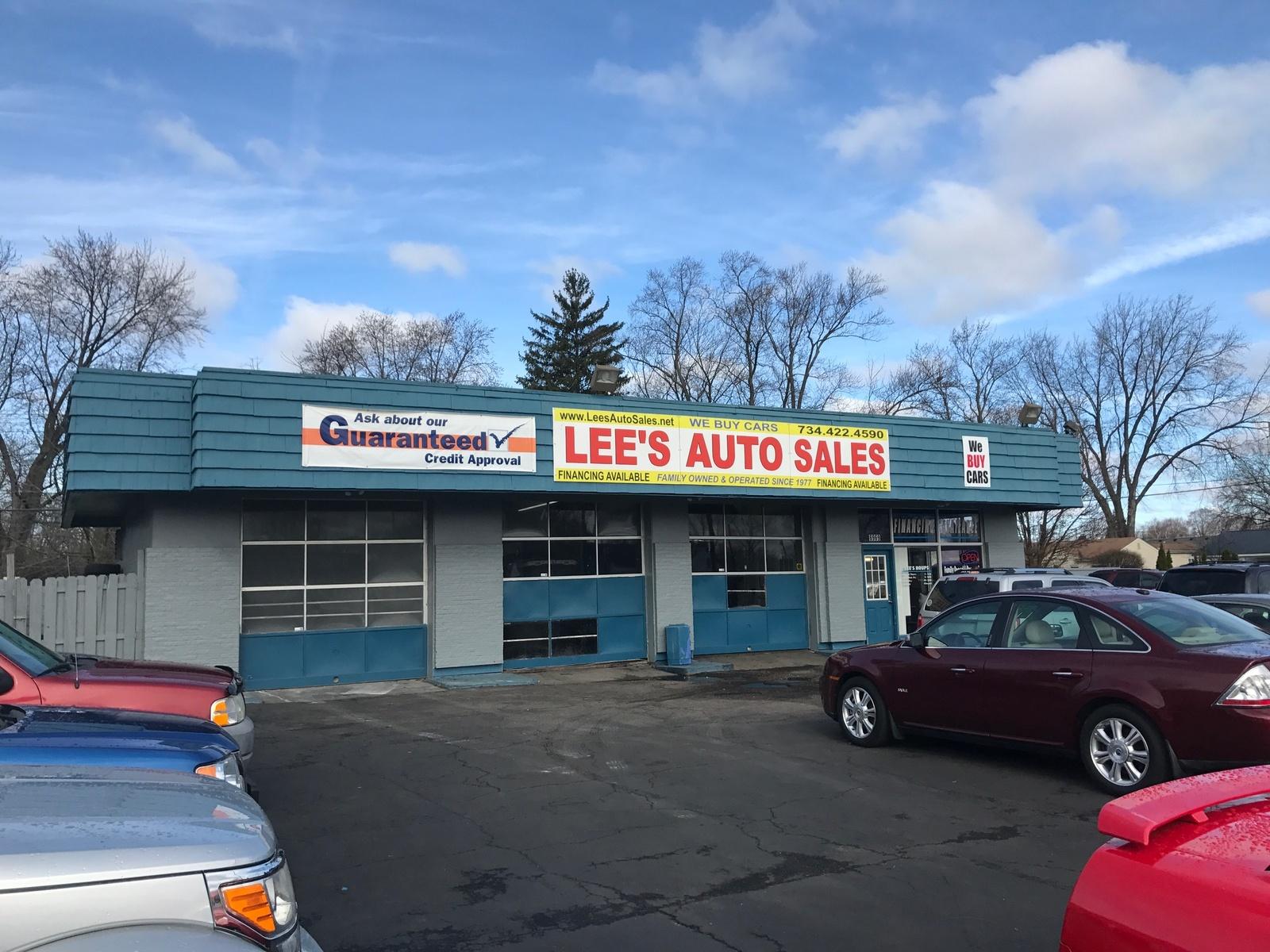 Lee\'s Auto Sales - Garden City, MI: Read Consumer reviews, Browse ...