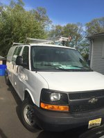Picture of 2010 Chevrolet Express Cargo G2500 Ext, exterior