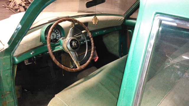 Picture of 1954 Kaiser Darrin, interior, gallery_worthy