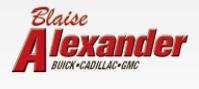 Blaise Alexander Cadillac Buick GMC Truck logo
