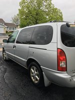 Picture of 2002 Nissan Quest GLE, exterior