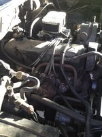 Picture of 1984 Ford Ranger XL Standard Cab LB, engine