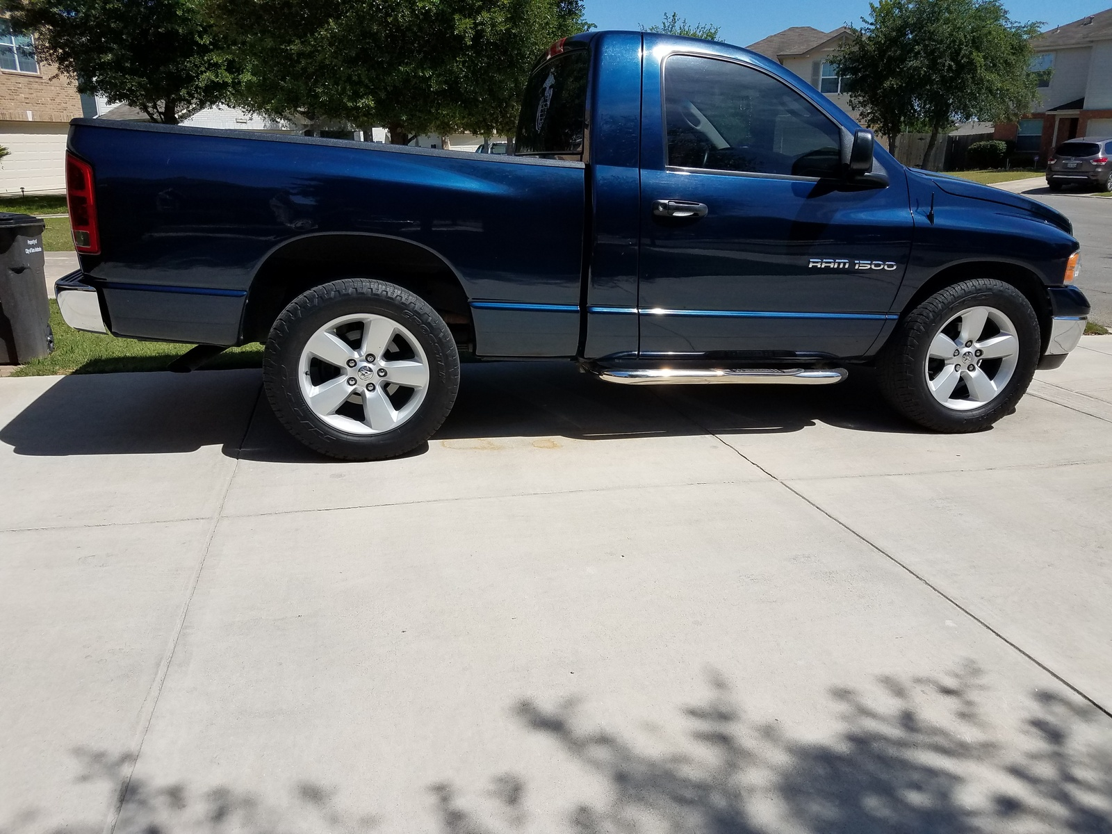Dodge Ram 1500 Tires >> Dodge Ram 1500 Questions Newer Model Oversized Tires Cargurus
