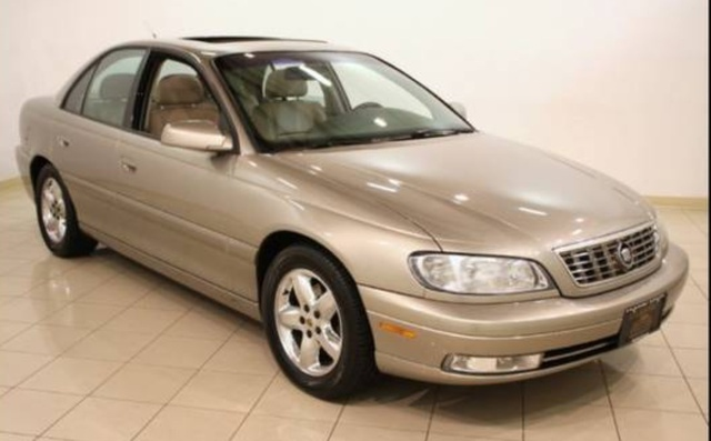 Picture of 2001 Cadillac Catera 4 Dr STD Sedan