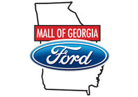 Mall of Georgia Ford logo