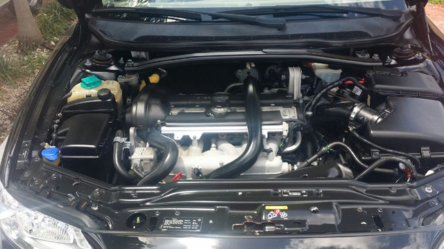 Picture of 2009 Volvo S60 2.5T, engine, gallery_worthy