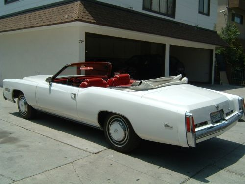 Picture of 1975 Cadillac Eldorado