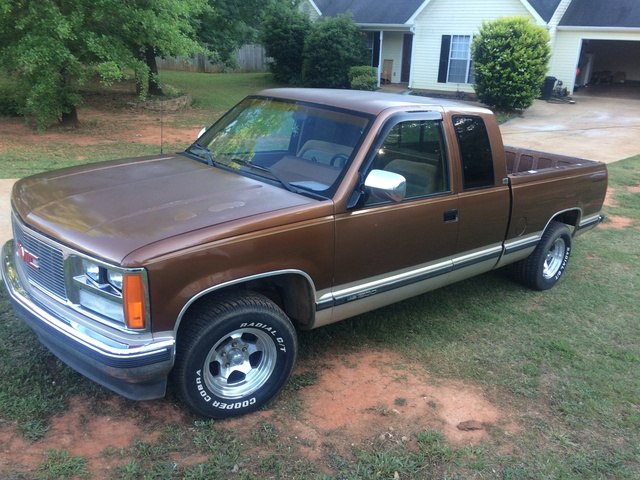 Picture of 1989 GMC Sierra 1500 C1500 Extended Cab SB