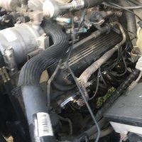 Picture of 2001 Chevrolet Silverado 3500 4 Dr LS Crew Cab LB, engine