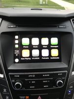 Picture of 2017 Hyundai Santa Fe Sport 2.4L Premium, interior