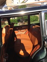 Picture of 1984 Jeep Grand Wagoneer 4 Dr STD 4WD SUV, interior
