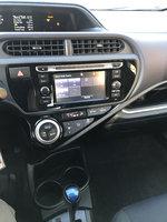 Picture of 2015 Toyota Prius c Two, interior