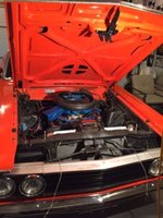 Picture of 1969 Ford Fairlane Sedan, engine