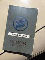 Picture of 1992 Buick Park Avenue 4 Dr STD Sedan