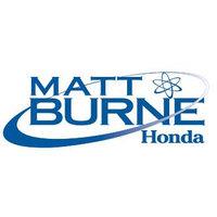 Matt Burne Honda logo