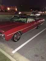 1969 Pontiac Bonneville Overview