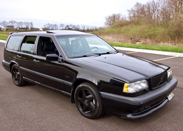 Volvo T R Turbo Wagon Pic X on 1996 Volvo 850 Turbo Wagon