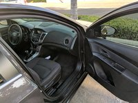 Picture of 2015 Chevrolet Cruze 1LT, interior