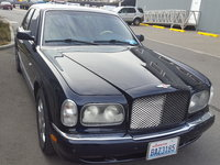 Picture of 2001 Bentley Arnage 4 Dr Red Label Turbo Sedan, exterior